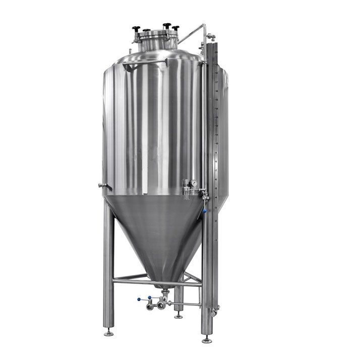 800L 7BBL Beer Fermenting Equipment Industrial Beer Brewing Equipment