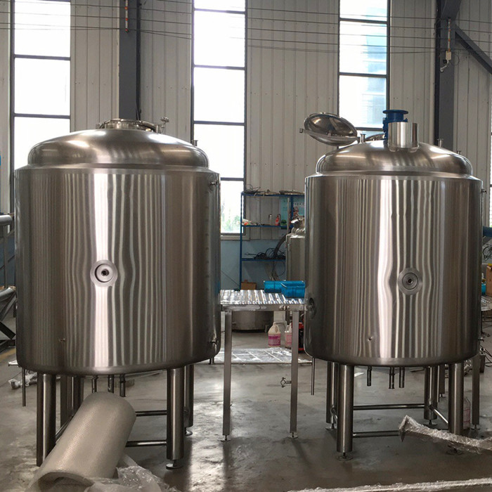 1500L Beer Brewhouse  Equipment Commercial large brew machine