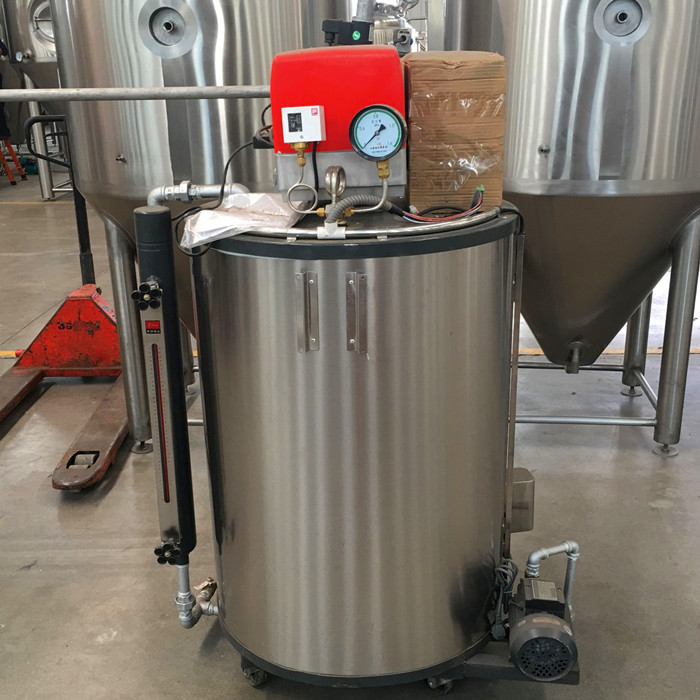 Commercial Brewery Distillery Used Steam Generator Gas Electricity Boiler