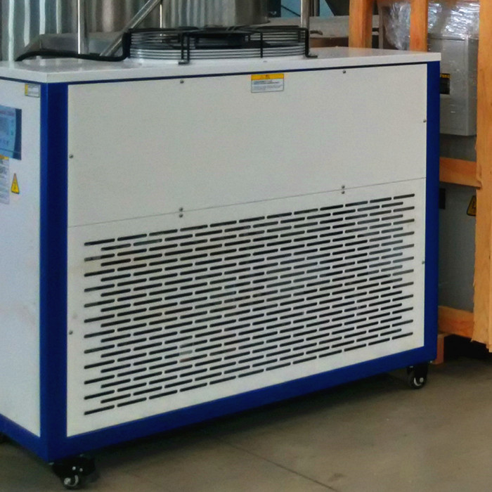Industrial Brewery Hotel Rfrigerator Cold Liquor Chilling Machine
