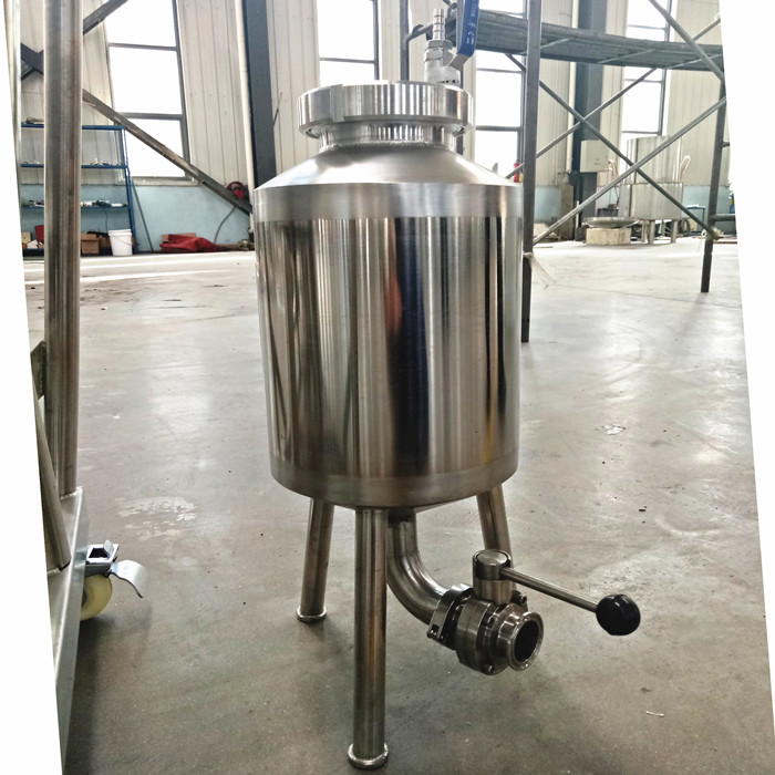 Yeast adding tank for craft beer brewery system 2L 20L 200L