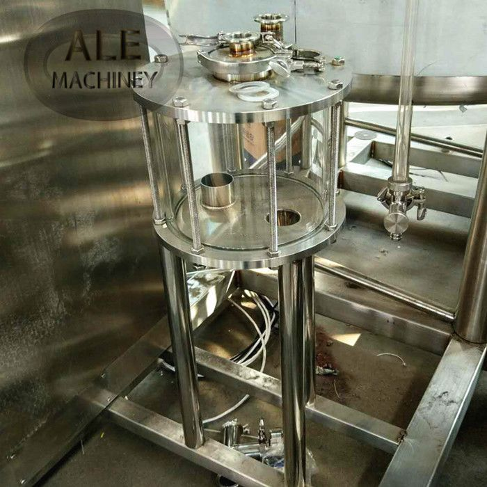 Grant tank beer brewing buffer tank craft brewery protect lauter tun sieve plate