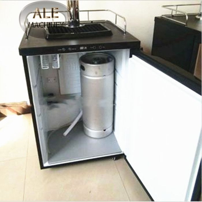 Beer dispenser beer cooling tapping machine