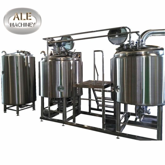 1500L Beer Fermenting Equipment High Quality Brewery Machine