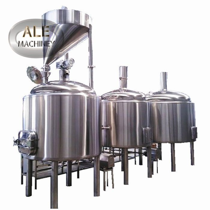 800L 7BBL Beer Brewhouse  Equipment beer making machine