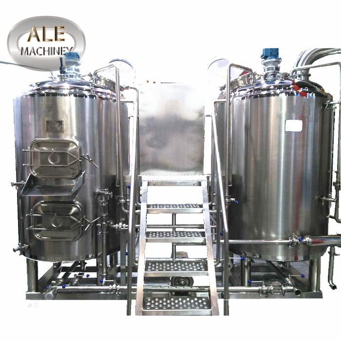 500L Beer Brewhouse  Equipment Commercial beer brewing equipment