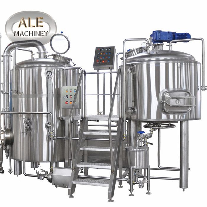 Brewery expansion by brewhouse system brew kettle mash tun 5bbl 7bbl 10bbl 12bbl 15bbl 20bbl 30bbl 40bbl