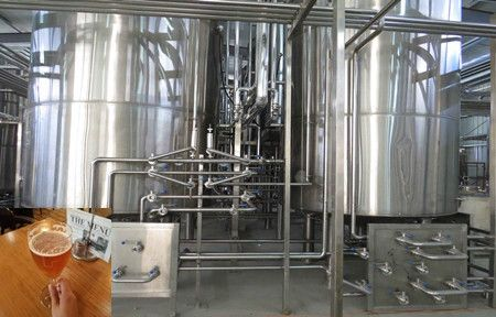 Tips about controlling the pressure of beer storage tank