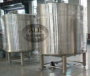 1200L brewery system for Oceanian customer